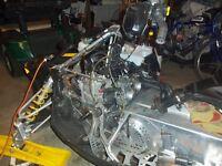 SMALL ENGINE,& MARINE MECHANIC