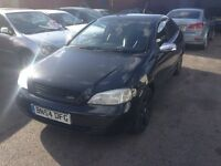 Vauxhall Astra 1.8 coupe