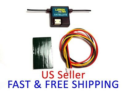 Lemon Rx Dsm2 Satellite   For Spektrum  Transmitter Dsm2  Compatible
