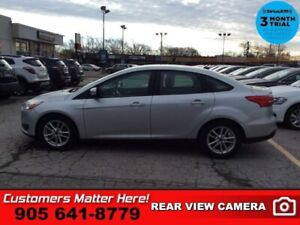 2016 Ford Focus SE  CAMERA HTD-SEATS BLUETOOTH ALLOYS