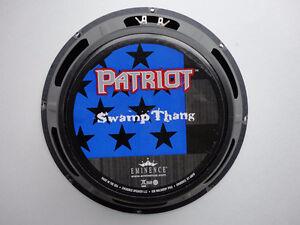 Haut-parleur  Emminence Patriot Swamp Thang
