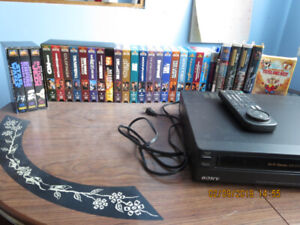 VHS and multiple tapes
