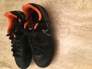 Size 10C Nike Cleats