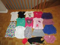 lot de linges fille -7-8 ans  gap/old navy