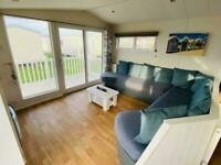 2 BED STATIC CARAVAN FOR SALE, DOUBLE GLAZED & CENTRAL HEATED, NORTH WALES