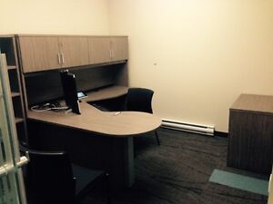 2 Professional offices 5th and Central $700 per office