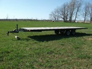 Excalibur 24' trailer excellent trailer