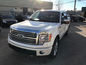 Ford F-150 SUPERCREW PLATINUM   ***FULLY LOADED,PRICED RIGHT***
