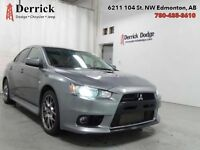 2014 Mitsubishi Lancer Evolution    4dr Sedan MR AWD Sunroof $27