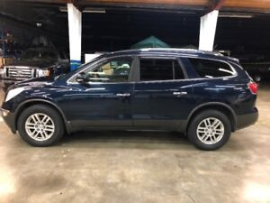 2008 Buick Enclave certified