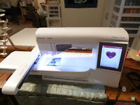 Designer Ruby Sewing and Embroidery Machine