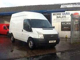 2011 1owner Ford Transit 2.2TDCi ( 125PS 6 speed ( RWD ) 350 MWB heated screen