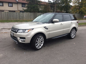 2014 Land Rover Range Rover Sport 4WD 4dr V6 HSE SUV, Crossover