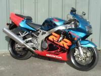 HONDA CBR 900 FIREBLADE SPORTS MOTORCYCLE