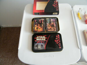 NEW Star Wars Episode 1 Limited Edition Collector Playing Card