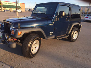 2006 Jeep TJ Sport SUV, Crossover, $11,000.00