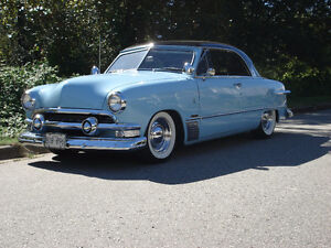 "Classic 1951 Ford "" Shoe Box"" Hardtop"