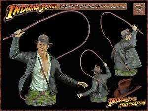 Indiana Jones buste de Gentle Giant 991/5000