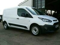2016 16 FORD TRANSIT CONNECT 210 L2 1.6 TDCI 95 PS ECONETIC 94678 MILES