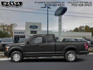 2018 Ford F-150 XLT  Super Cab *Heavy Duty Payload*