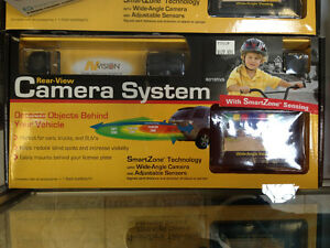 NVISION Rearview Camera System