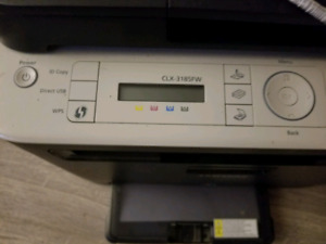 Samsung CLX-318FW laser multifunction printer