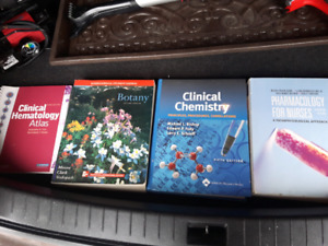 Science Textbooks For Sale