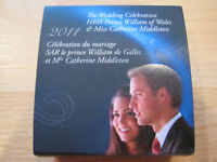 $20 Silver Coin: 2011 Prince William and Catherine + Bonus Coin
