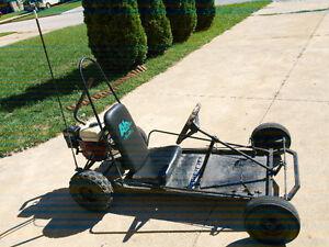 Mint off-road go kart Honda 5.5