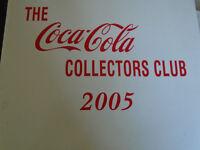 Coca Cola collectors club 2005 HO train set. Never ran