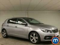 2019 Peugeot 308 1.2 PureTech 130 Tech Edition 5dr Hatchback Petrol Manual