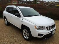 2012 LHD Jeep Compass 2.4 VVT 4X4 LTD, Automatic A/C, LEFT HAND DRIVE