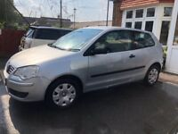 VW POLO 1.2E- 2006 - NEW SHAPE- NEW MOT- 99K - NICE CAR