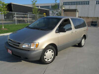 2000 Toyota Sienna, Automatic, all power, up to 3 years warranty