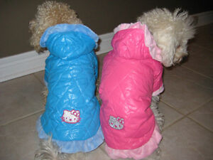 Small Dogs winter jackets/coats/overalls