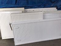 12 radiators for sale job lot £50