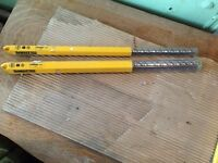 Dewalt Rock Carbide SDS Max Hammer Bits