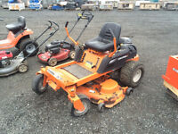 Great Selection of Property Maintenance Equipment at Auction
