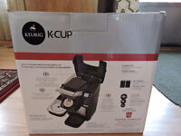 KEURIG K-CUP SINGLE CUP BREWING SYSTEM-BRAND NEW