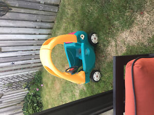Cozy coupe great shape