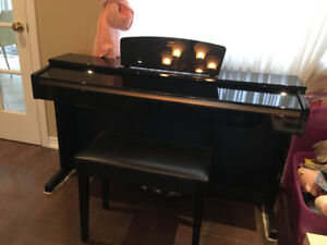 Excellent Yamaha Digital Piano Arius  YDP-C71 for sale