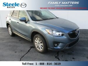 2014 MAZDA CX-5 GS (INCLUDES NO CHARGE WARRANTY)