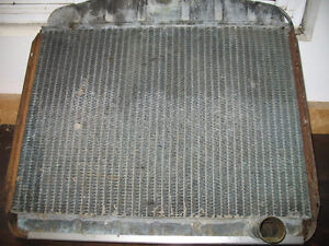 1955 era GM Radiator