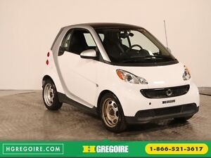 2013 Smart Fortwo Pure AUTO A/C CUIR
