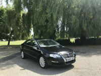 2008 Volkswagen Passat 2.0 TDI Highline 4 Door Saloon Black