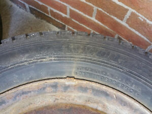 16 inch 4 tires on rims maxima infinity etc West Island Greater Montréal image 5