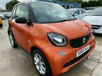 2015 Smart fortwo 1.0 Passion Twinamic (s/s) 2dr