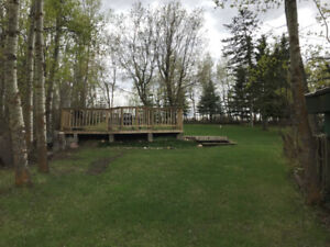 Lakefront RV lot for lease