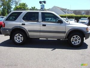 2002 Isuzu Rodeo SE SUV, Trades or Best Offer !