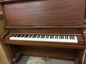 Upright piano - port colborne salvation army thrift store